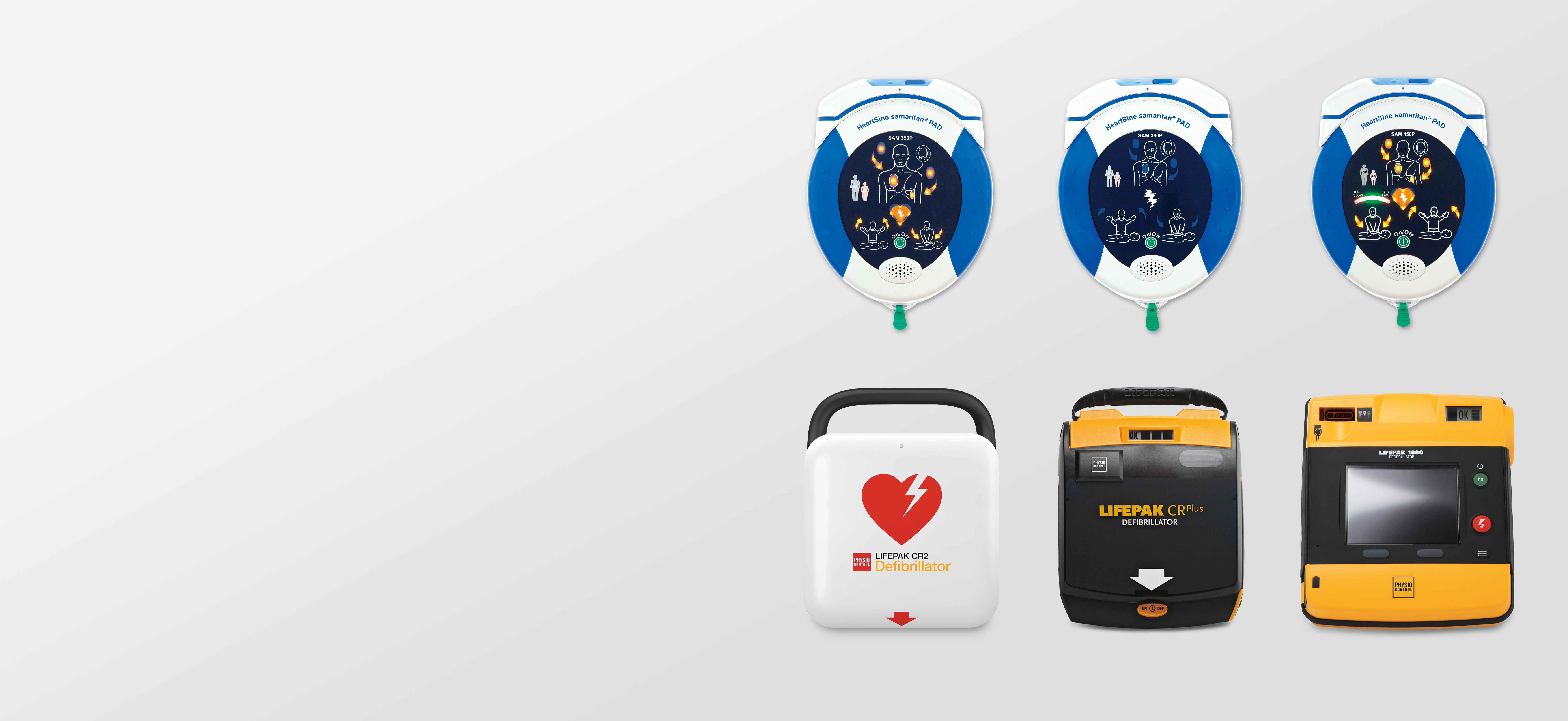 Find the right AED