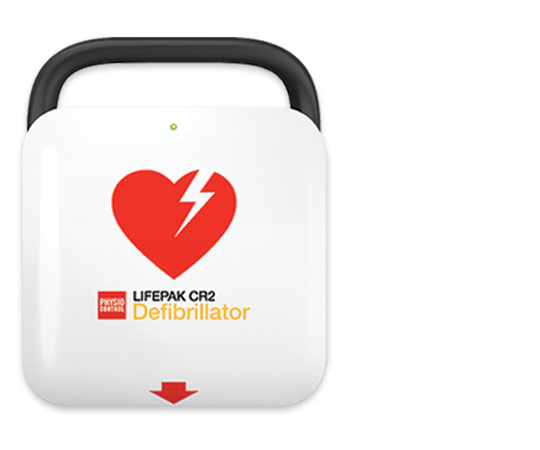 LIFEPAK CR2
